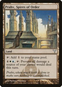 magic the gathering prahv, spires of order