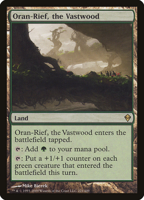 magic the gathering oran-reif, the vastwood