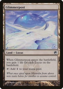 magic the gathering glimmerpost