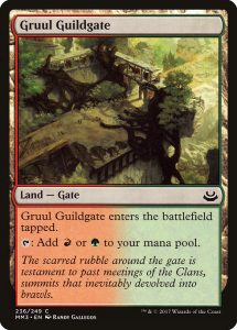 magic the gathering gruul guildgate