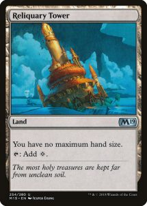magic the gathering reliquary tower