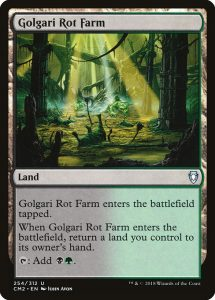magic the gathering golgari rot farm