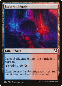 magic the gathering izzet guildgate