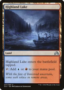 magic the gathering highland lake