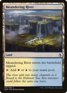 magic the gathering meandering river