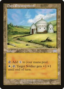 magic the gathering daru encampment