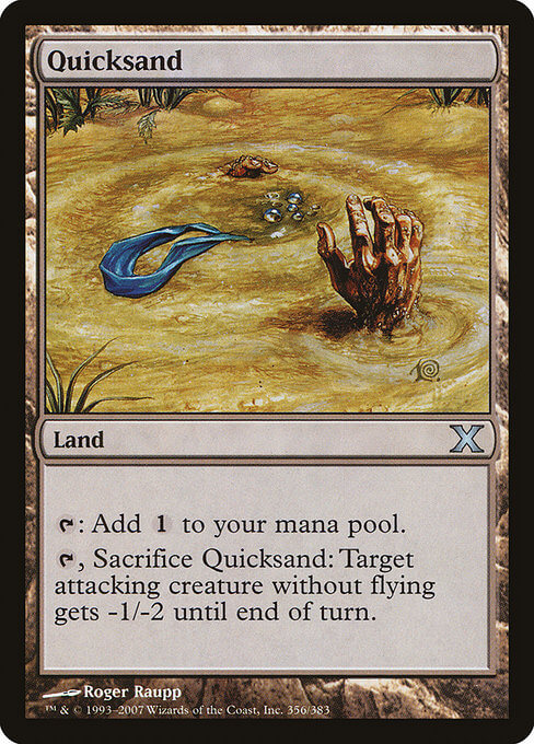 magic the gathering quicksand