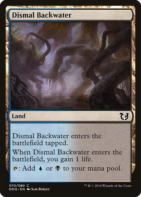 magic the gathering dismal backwater