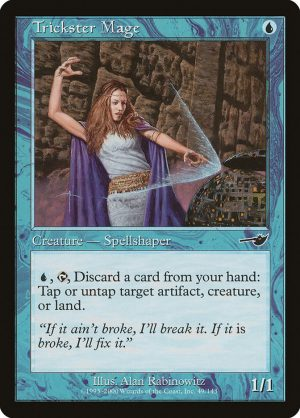 magic the gathering trickster mage