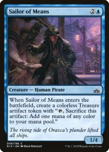 magic the gathering sailor of means