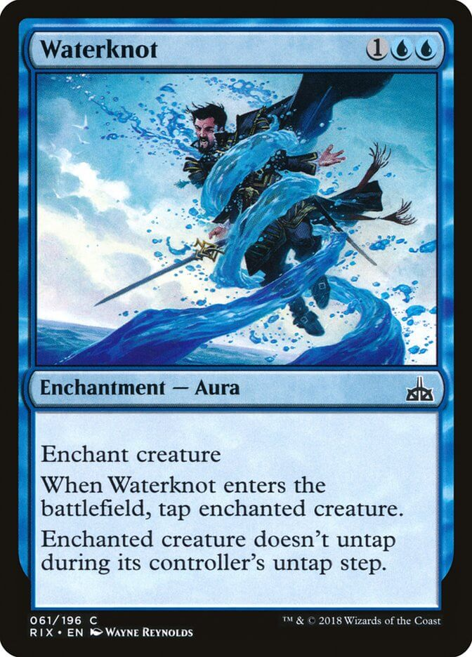 magic the gathering waterknot