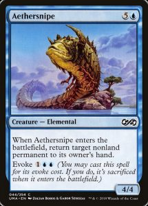 magic the gathering aethersnipe
