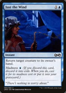magic the gathering just the wind