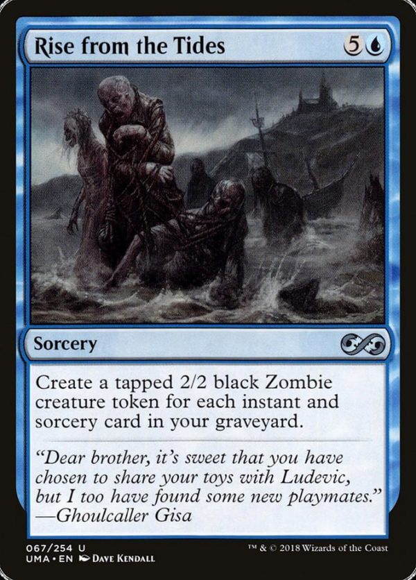 magic the gathering rise from the tides
