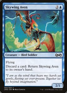 magic the gathering skywing aven